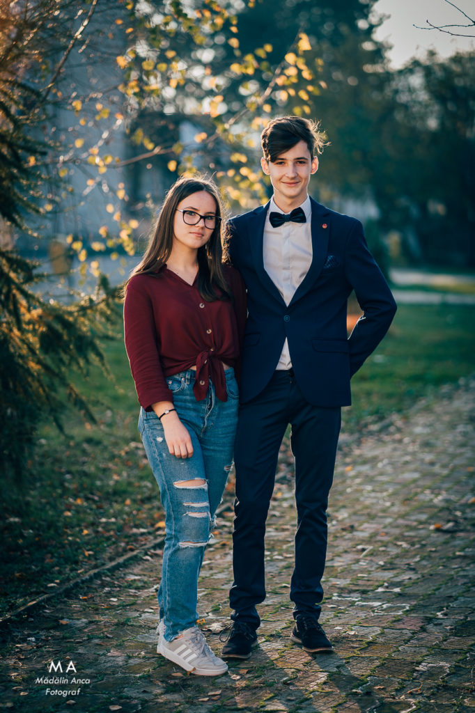 Ionescu Andreea & Bărbulescu Rareș
